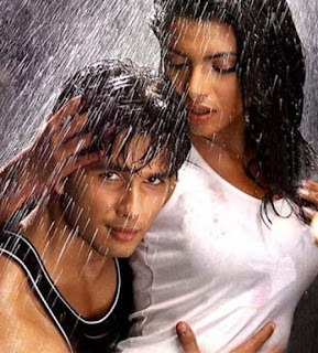 Bollywood Actress Priyanka Chopra wet unseen Pictures 1