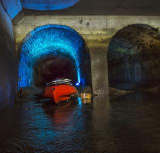 Brisbane Underground Boat Ramp