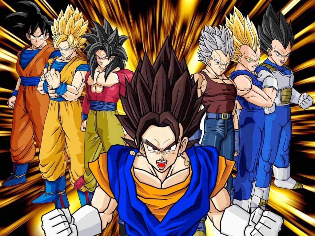 Kumpulan Gambar Dragon Ball Z