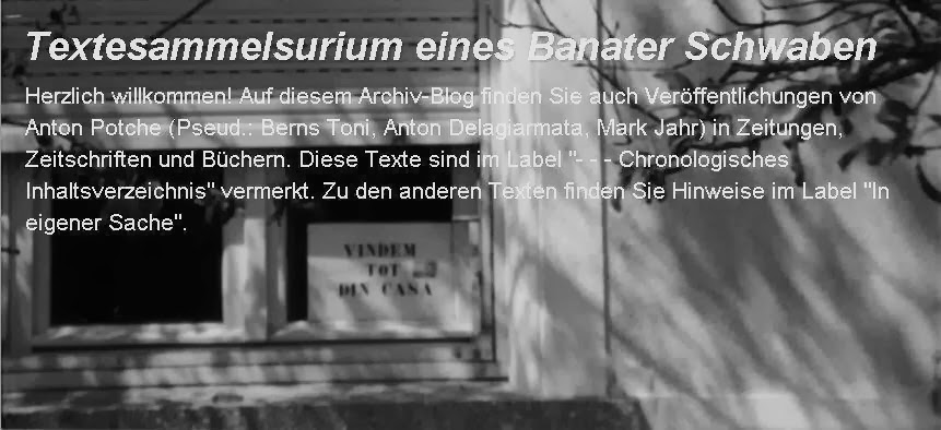 Archiv-Blog - Anton Potche