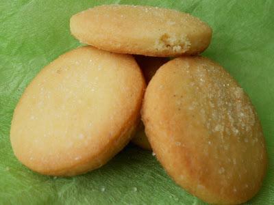 biscotti friabili senza burro