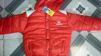 Thanh lý áo khoác trẻ em TL107