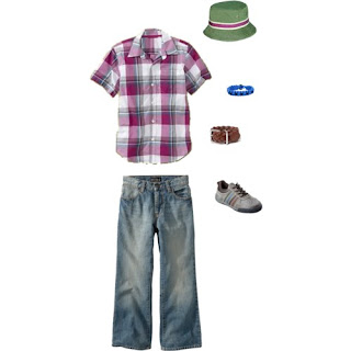 Boys what to wear wardrobe ideas for family portraits