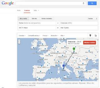 Imagen de Google Flights