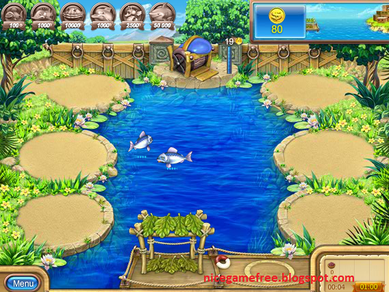 Farm frenzy gone fishing game free download new games for Gone fishing game