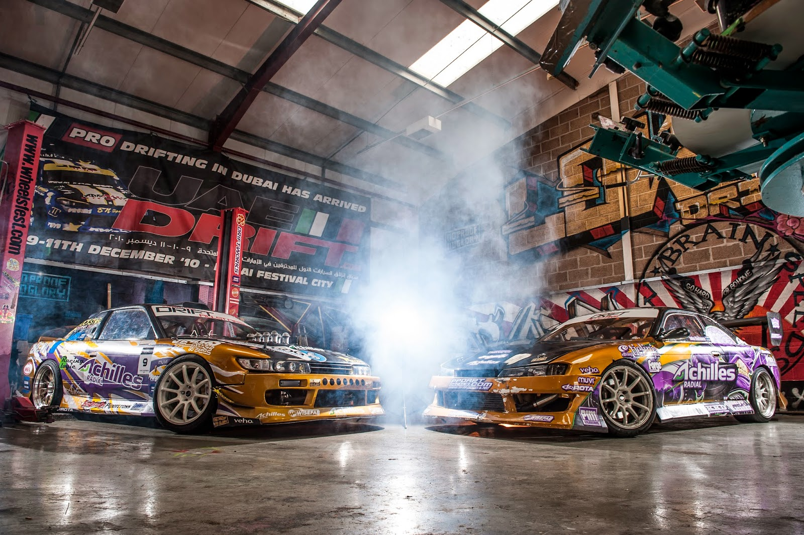 Dual Drift Cars For Japanese Performance Laurens Parsons