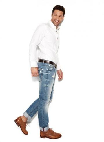 Moda vaqueros para hombre otoño - invierno 2012- 2013   tendencias