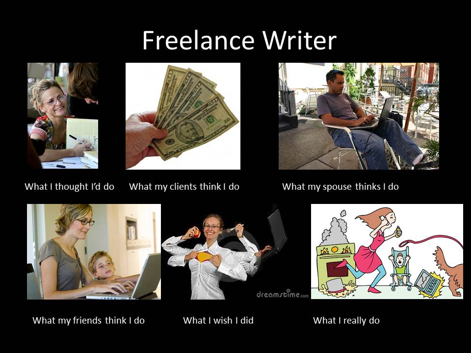 ... to Be a Successful Freelance Writer Without Any Corporate Background