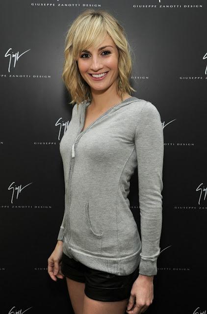 Actress Alison Haislip