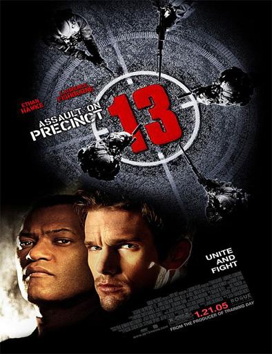 Ver Asalto al distrito 13 (2005) Online