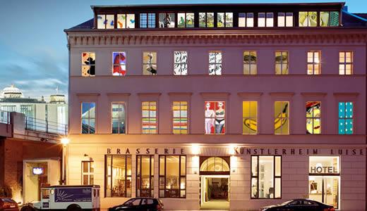 Arte Luise Kunsthotel in Berlin