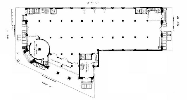 Butterick Building ground floor plan