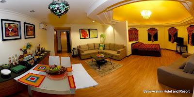 Batis Aramin Resort & Hotel