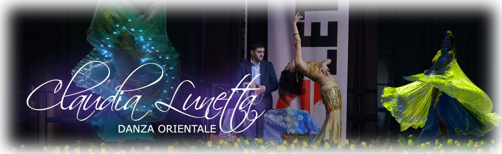Claudia Lunetta Danza del Ventre