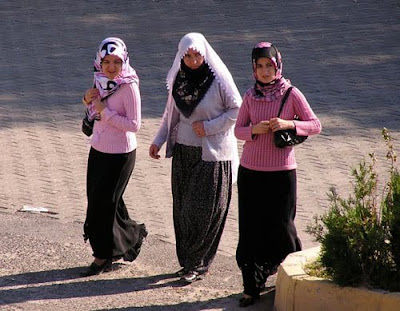 Muslim Clothing, Muslim women