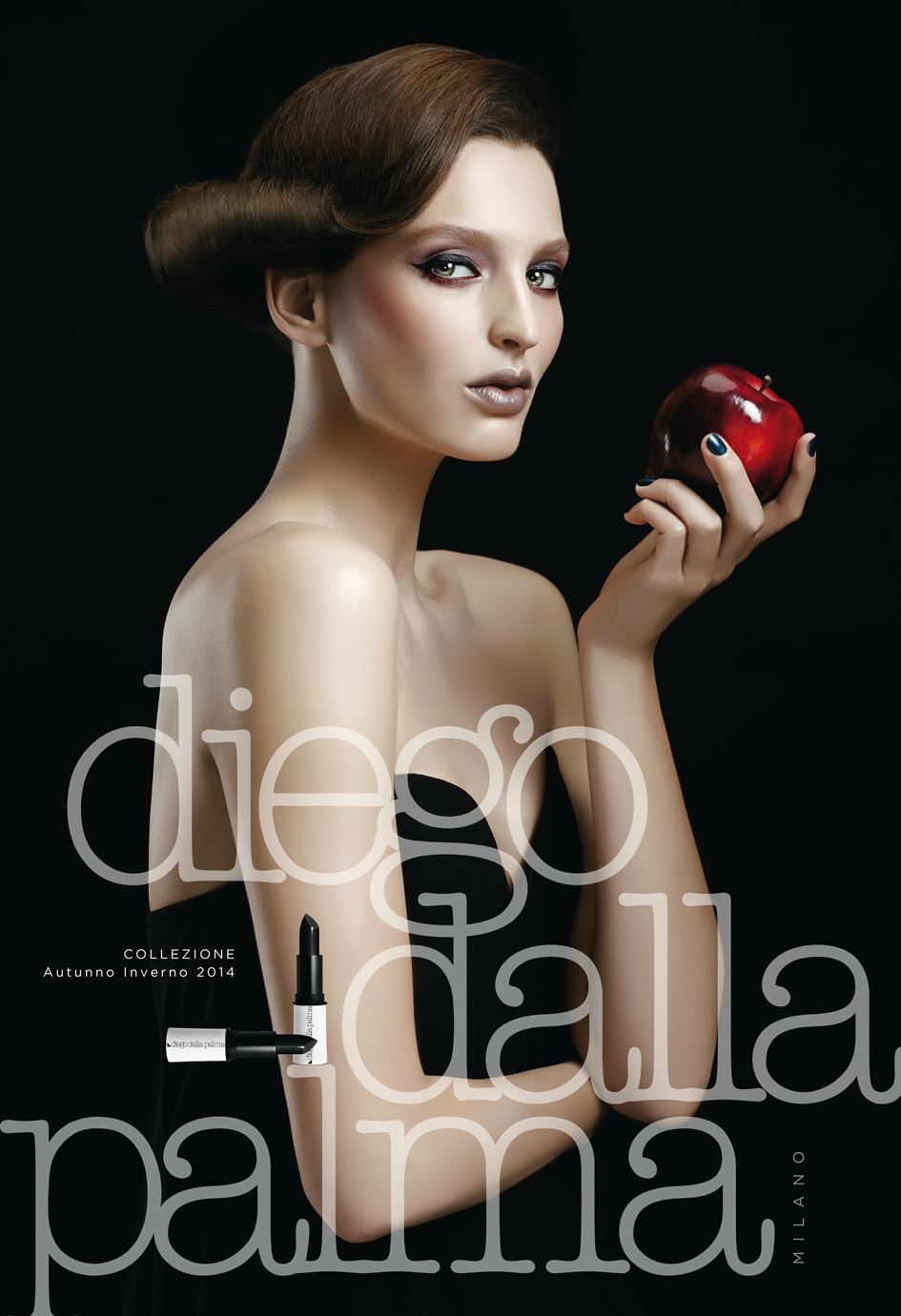 diego dalla palma make up autunni inverno 2014