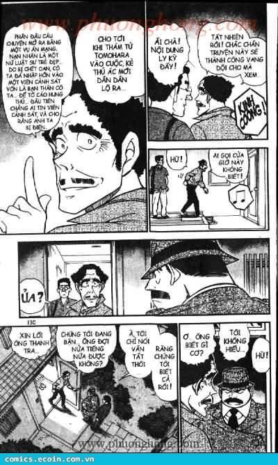 Detective Conan - Thám Tử Lừng Danh Conan chap 540 page 10 - IZTruyenTranh.com
