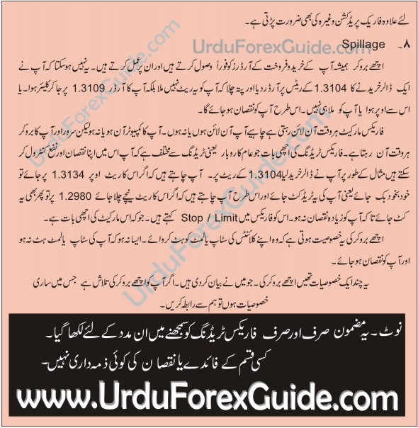 Forex robot in urdu
