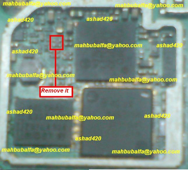 Nokia 2720a Local mode test mode charging not supported solution