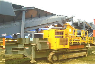 Mobile Crusher Rental Service Providers