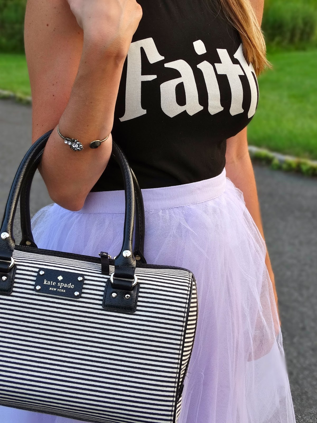 What to wear with a tulle skirt | House Of Jeffers, fashion blogger | www.houseofjeffers.com