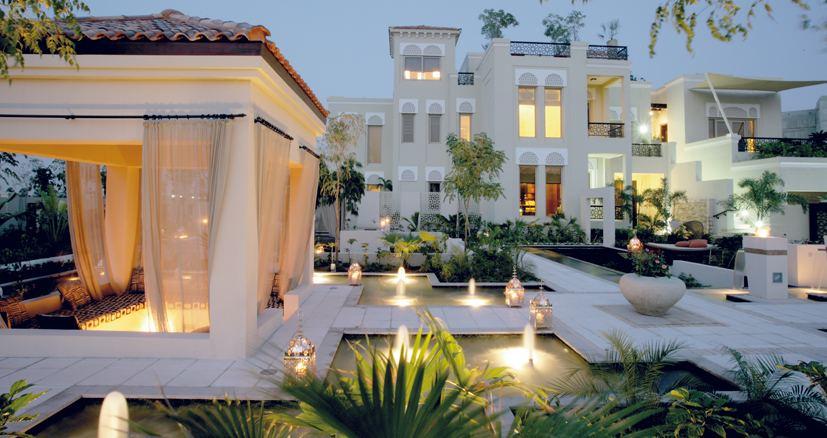 India kerala and international villa pictures al barari for Dubai luxury homes photos