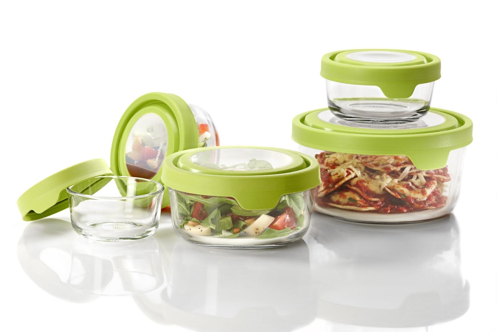 Cocina segura lonchera segura recipientes for Recipientes cocina