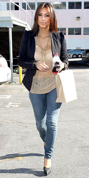 Lookbook Kim Kardashian Style Nu2
