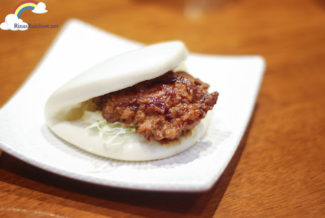 Fried Chicken Bun