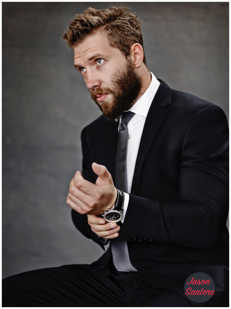 Jai Courtney talks about Die Hard and Terminator with Esquire magazine.