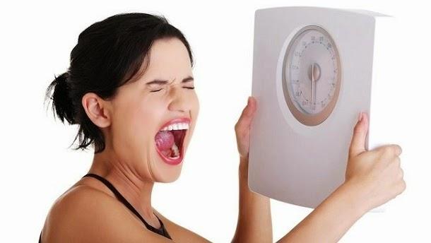 5 razões porque deixou de perder peso