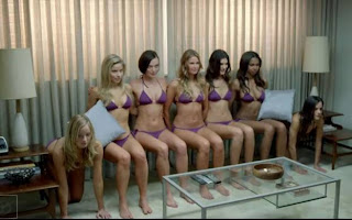 2012 Toyota Camry Sexy Bikini Girls