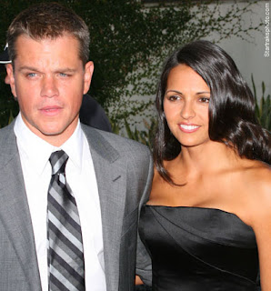 Matt Damon and his wife renewed their vows as they wanted a 'proper wedding'