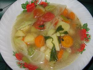 Cara Membuat Sayur Sop