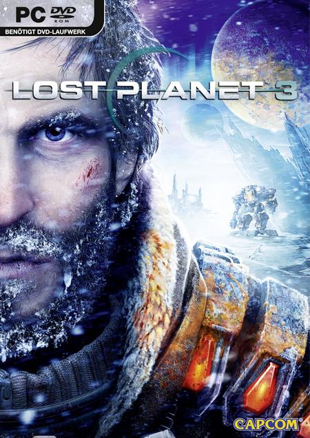 La portada de Lost Planet 3 nos deja helados