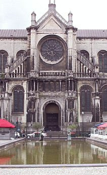 Brussels: St. Catherine's Church