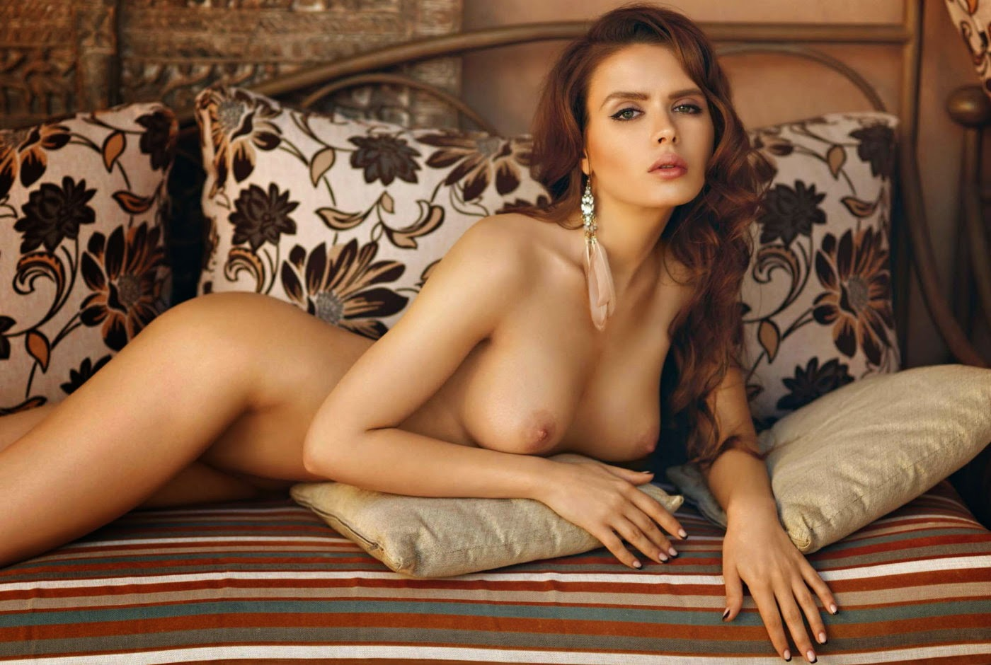 Nadin Svitalskaya – Get Real About Sex On The First Date