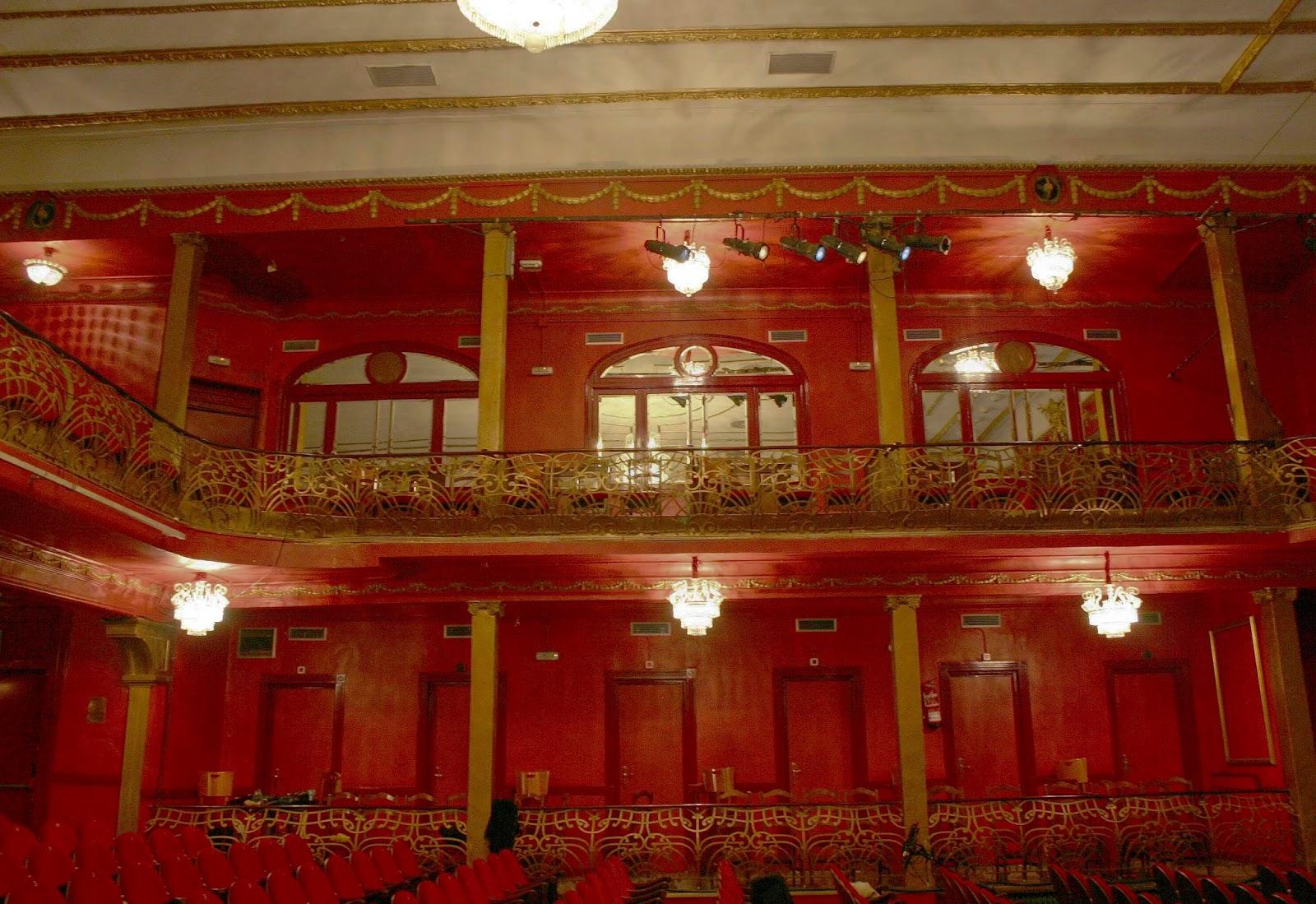 Teatros Con Historia El Teatro Infanta Isabel De Madrid