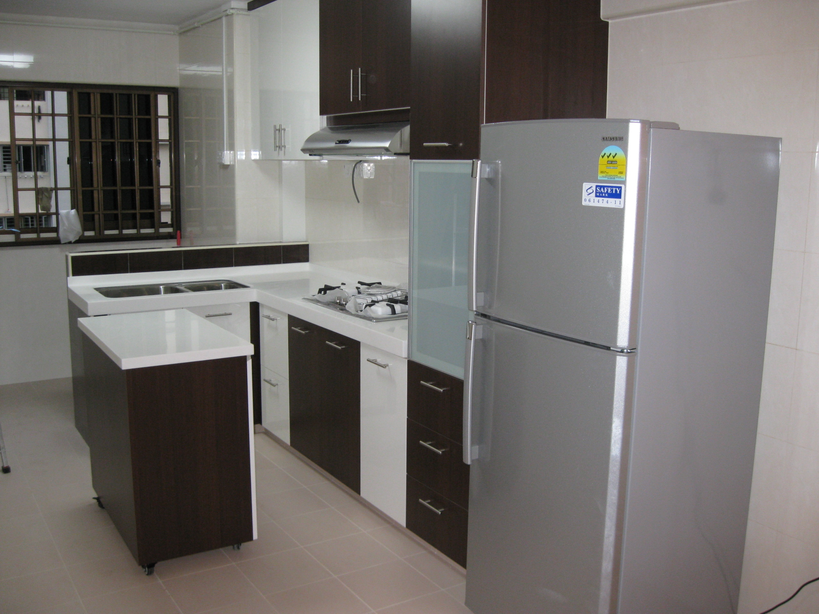 Kitchen island hdb flat small homes so beautiful you for Kitchen creations