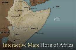 Carte De Lafrique Interactive.Good Morning Afrika Les Enjeux Strategiques De La Corne De L Afrique