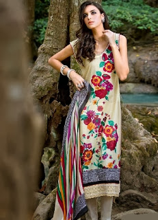 Lawn Designs Collection 2012-13