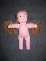 выкройка вальдорфской куклы