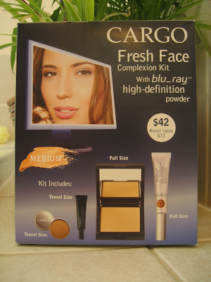 Cargo Fresh Face Complexion Kit