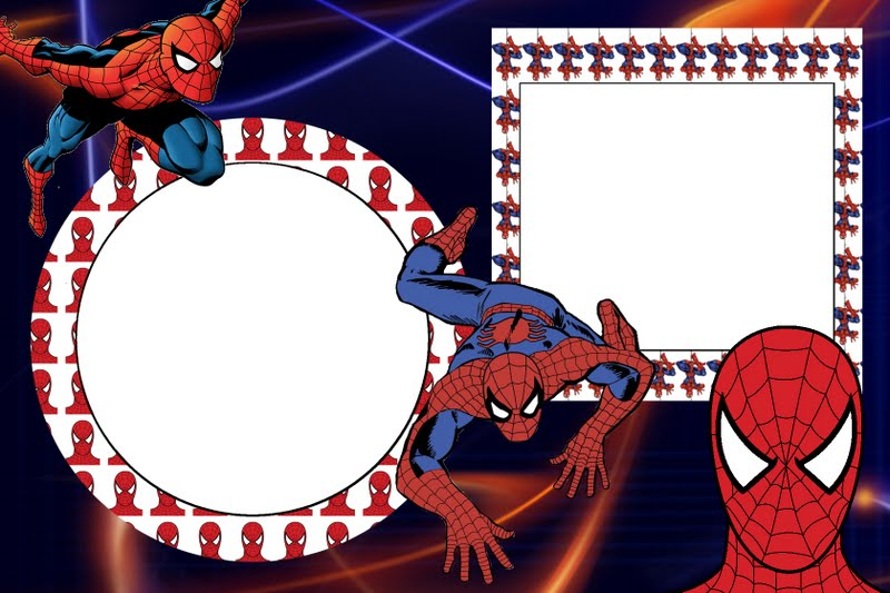 Spider Man Birthday Invitations is awesome invitation example