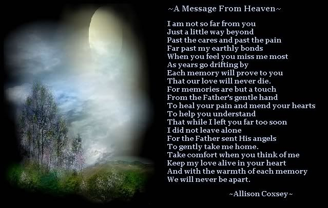Happy Father\'s Day In Heaven Images, Poem And Quotes ...