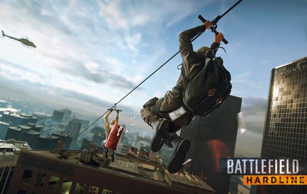 DLC القادم للعبة Battlefield Hardline