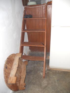 Σινί και σκάλα παταρού