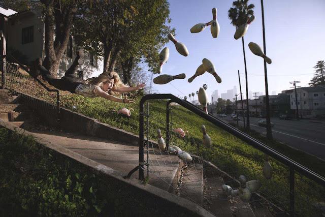 Fotógrafo Mike Dempsey desafia a gravidade em ensaio instigante e criativo