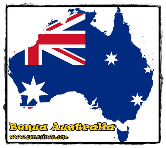 Benua Australia | www.zonasiswa.com