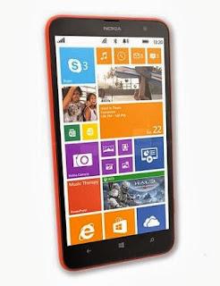 Nokia Lumia 1320 dapat update Windows Phone 8.1 Cyan